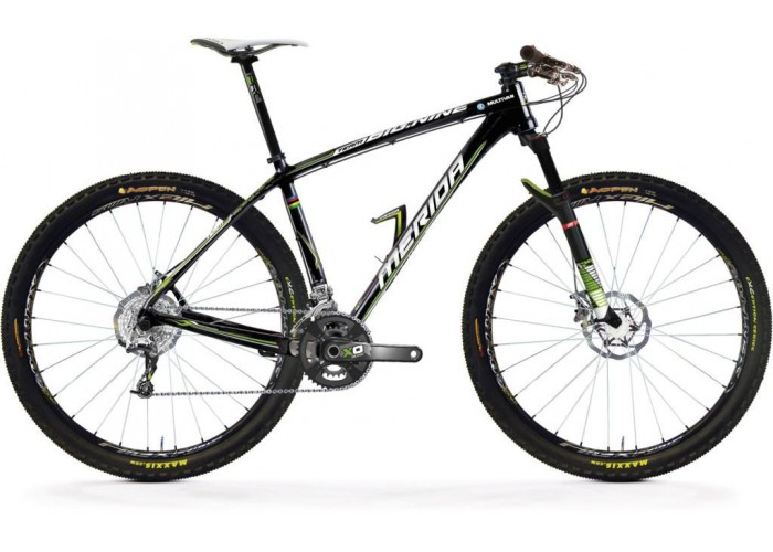 Merida BIG.NINE CARBON TEAM-D (2012)