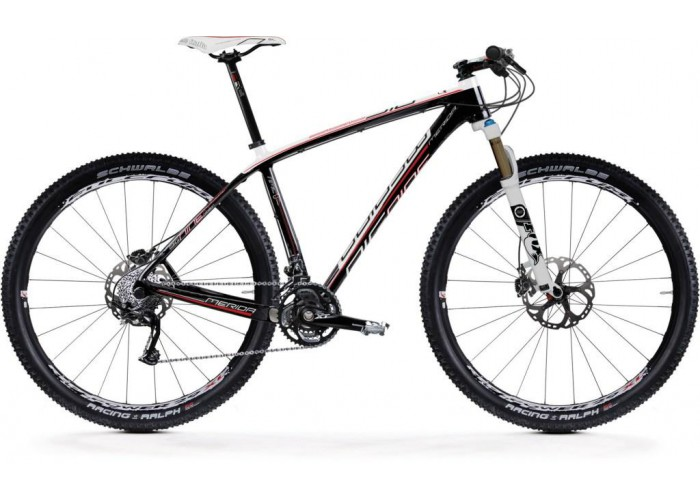 Merida BIG.NINE CARBON 3000-D (2012)