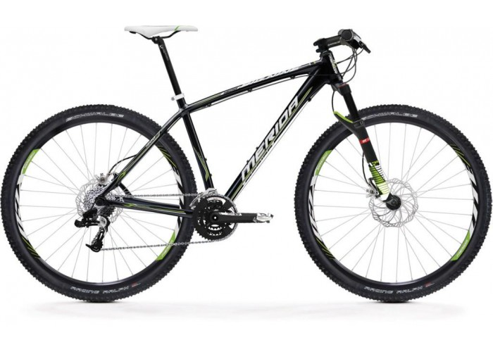 Merida BIG.NINE LITE 1200-D  (2012)