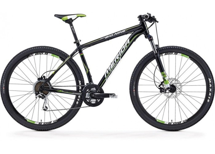 Merida BIG.NINE TFS 300-D (2012)