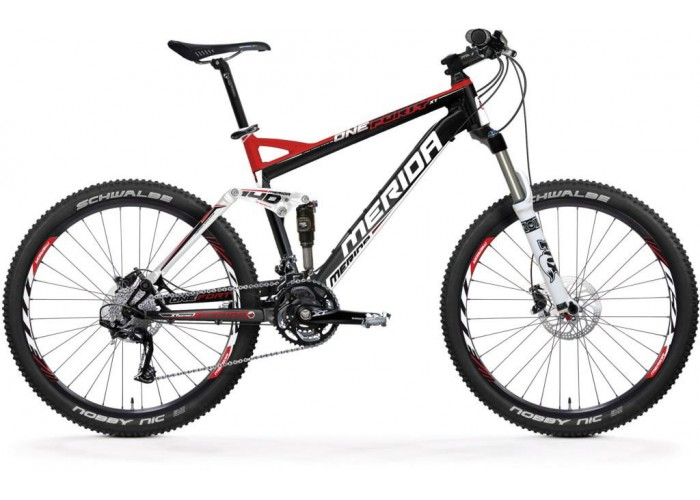 Merida ONE-FORTY XT-D (2012)